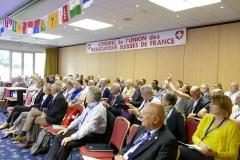 Vue des participants à l'assemblée générale